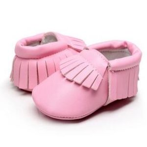 Other - 🐣🐰Easter Pink soft sole baby toddler moccasins